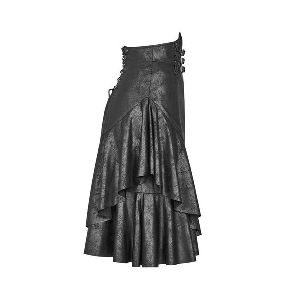 Punk Rave Matrix Skirt