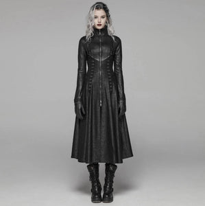 Crypt Keeper Coat by Punk Rave