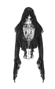 Punk Rave Decadent Lace Jacket