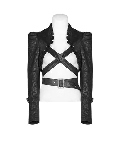 Acid Bolero Jacket by Punk Rave