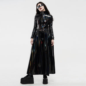 Gothic Matrix Coat by Punk Rave