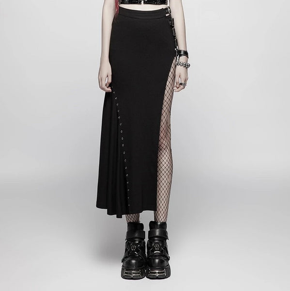 Apocalypse Skirt by Punk Rave