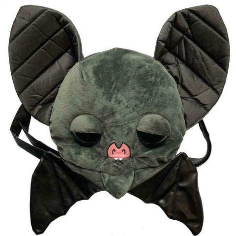 Sugarfueled Bat Plush Bag/Backpack by Kreepsville 666