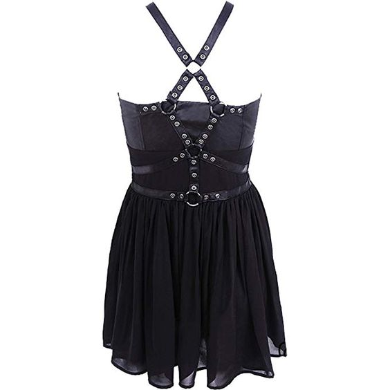 Harness Dress by Restyle
