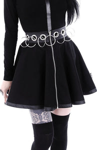 Rebel Gal Skirt by Restyle