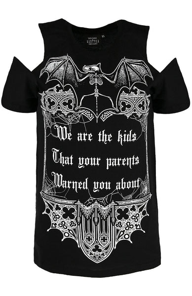 """We Are The Kids"" Shirt by Restyle"