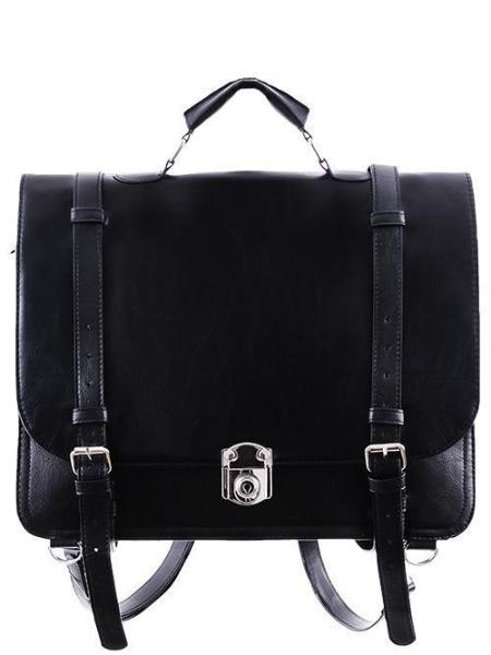 Classic Messenger Bag by Restyle