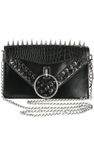 Gothic Spikes Purse by Restyle