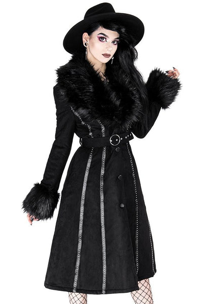 Femme Fatale Coat by Restyle