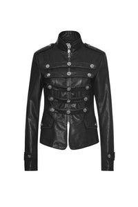 Punk Rave Military Jacket