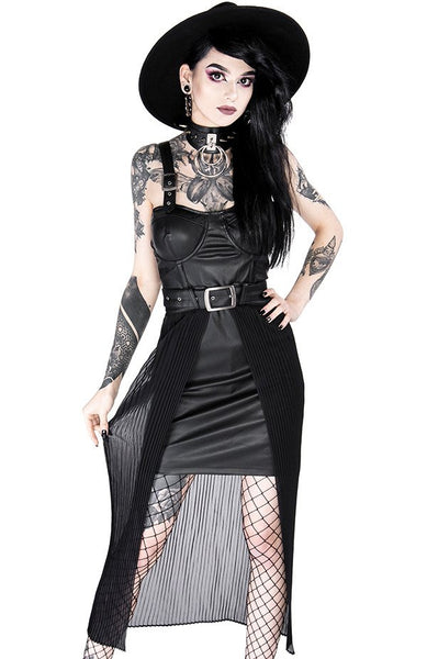 Night Mist Dress by Restyle