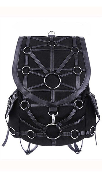 Gothic O-Ring Backpack by Restyle