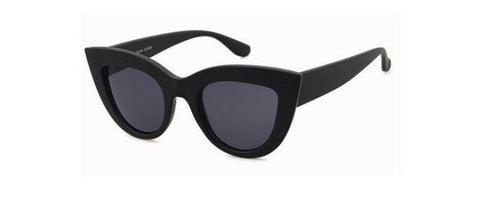 Vamp It Up Oversized Sunglasses