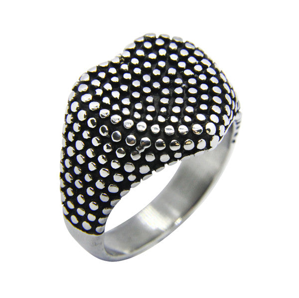 Tough Love Biker Ring