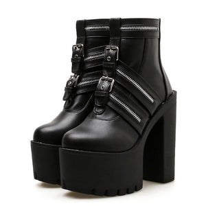 Dystopia Boots
