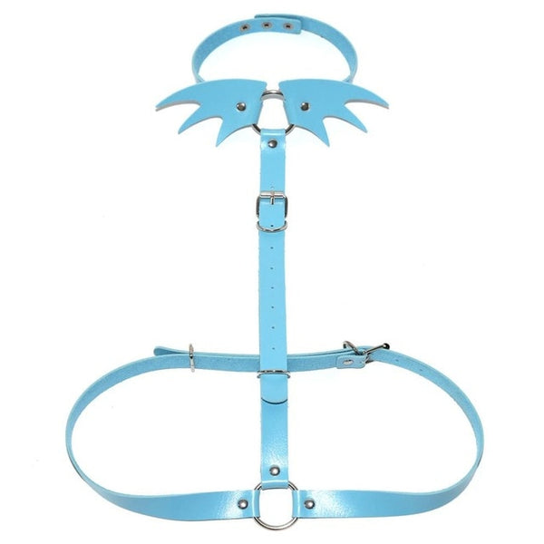Pumpkin King Harness