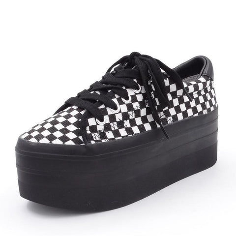 Teenage Dirtbag Platform Sneakers