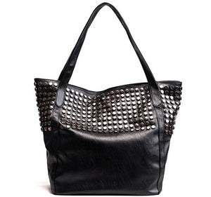 Metal Malice Tote Bag