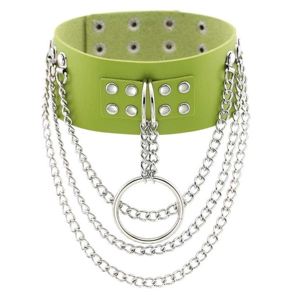 Torment Me Choker (12 Colors Available)