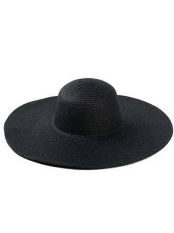 Vampy Wide Brim Hat
