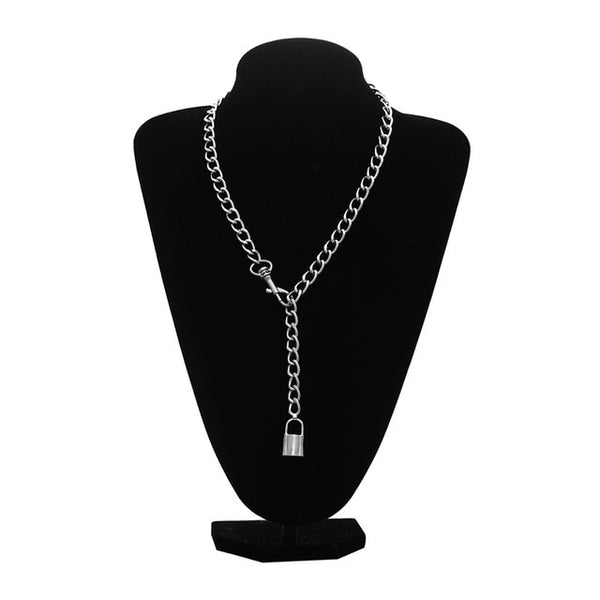 Punk Chain Necklace (4 Styles Available)