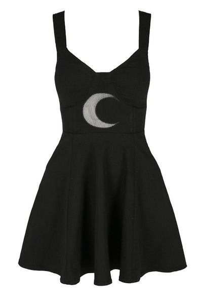 Shape Of The Moon Dress by Restyle