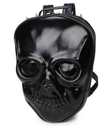 Freaky Skull Backpack