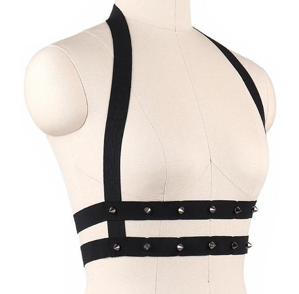 Sinful Spikes Harness