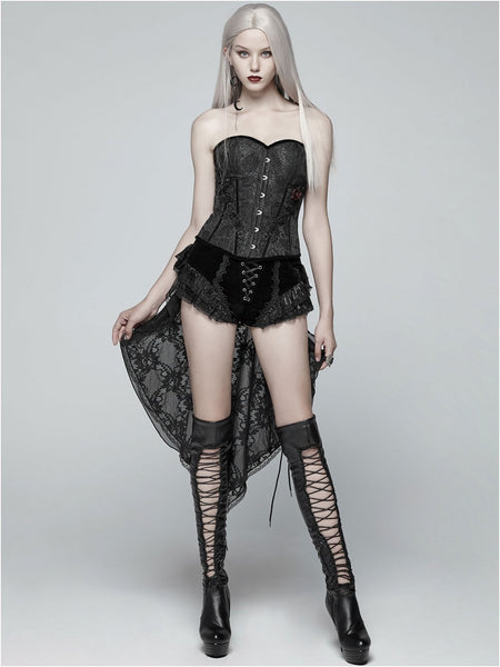 Lestat Shorts by Punk Rave