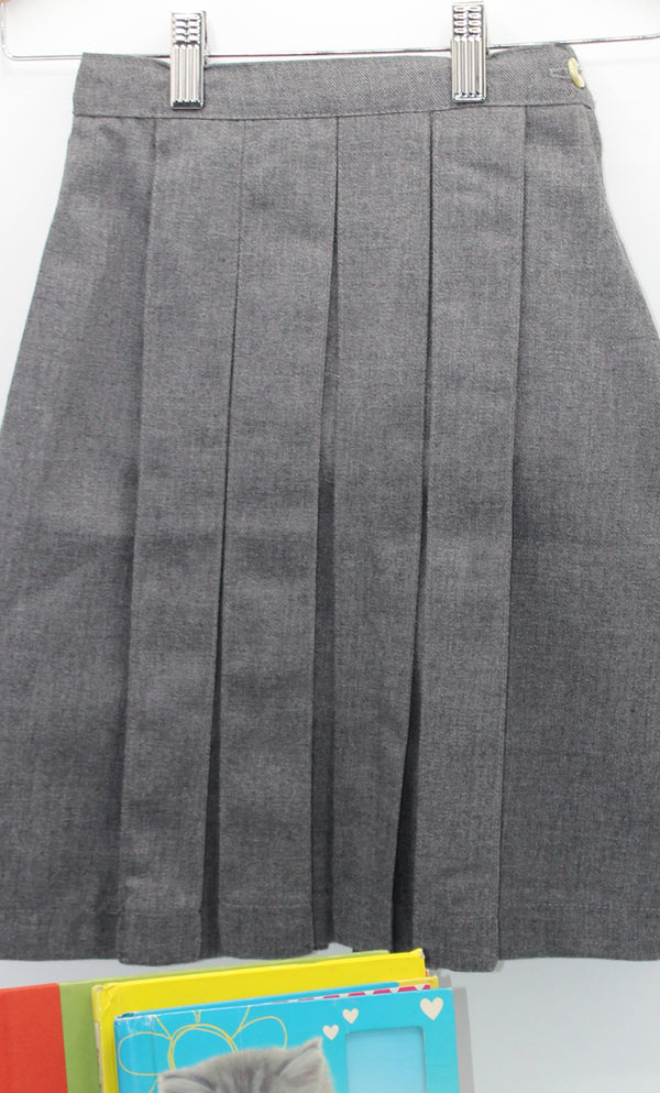 Girls Skirt Grey