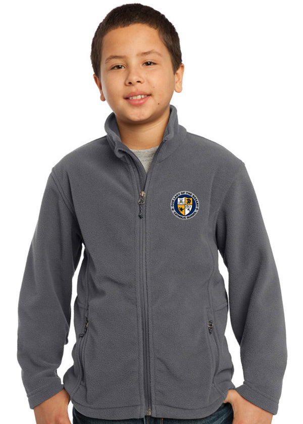 Youth Unisex  Fleece Jacket