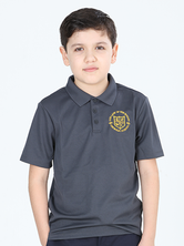 Youth dri fit Unisex Polo