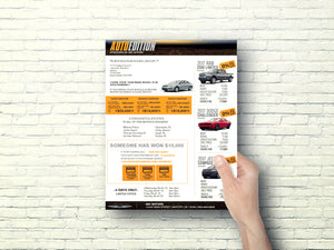 Auto Edition Buyback Letter | Automotive Direct Mail Marketing