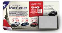 Automotive Direct Mail Marketing Tax Buyback