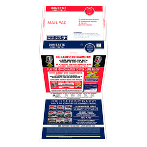 Snap Pack Vehicle Event Sale Campaign | Automotive Direct Mail Marketing