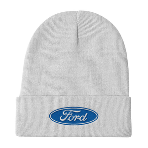 Customizable Ford Logo Beanie