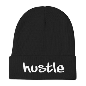 Customizable Hustle Beanie