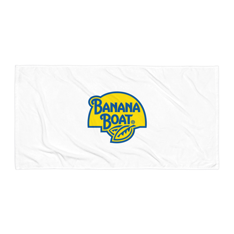 Jumbo Custom Logo Towel