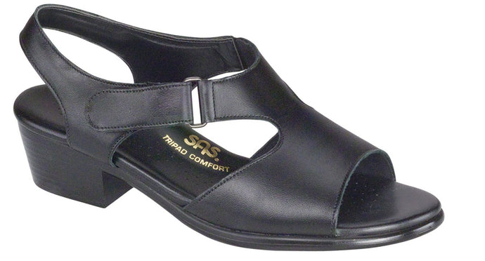 SAS Suntimer Women's Black Sandals | San Antonio Shoemakers
