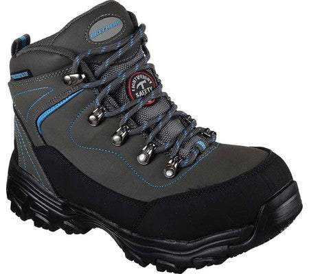 Skechers D'Lites SR Amasa Alloy Toe Safety Shoes