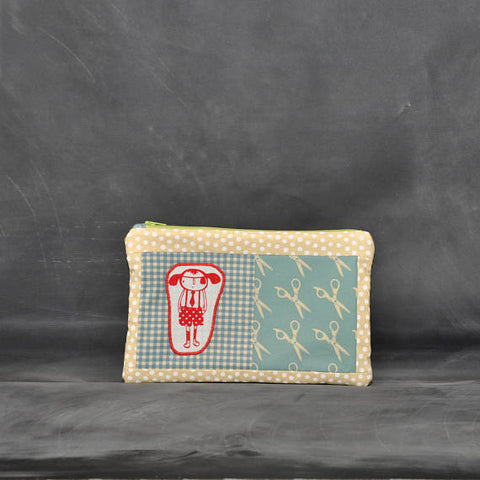 Rose and the Wren Zippered Case