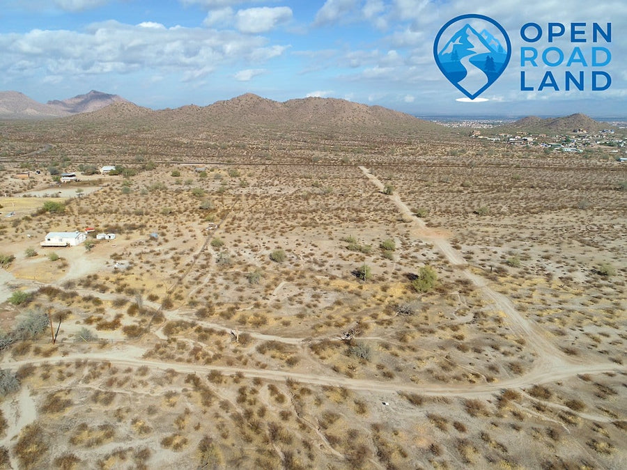 1.25 Acres | Pinal County | Queen Creek | Arizona | $70,000 | Secure Today...