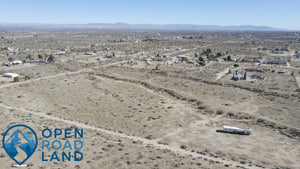 5.00 Acres | San Bernardino County | Phelan | California | $25,000 | Secure Today...