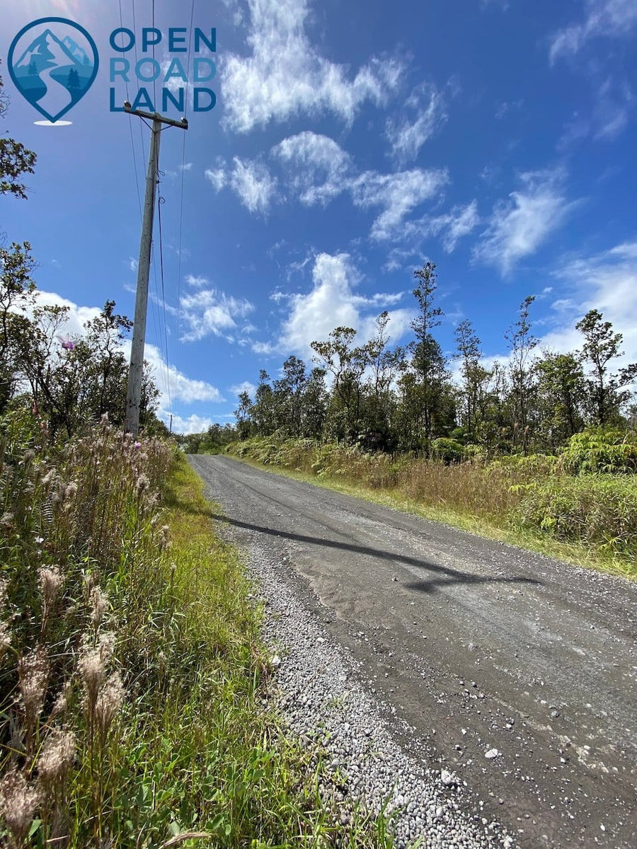 3.00 Acres | Hawaii County | Volcano | Hawaii | $24,000 | Secure Today...