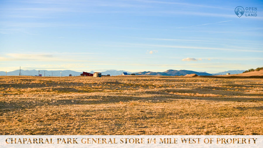SOLD | 39.5 Acres | Park County | Colorado | $35,000 | Secure Today...