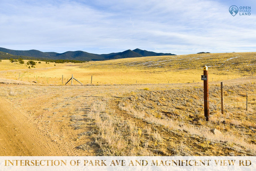 SOLD | 35.05 Acres | Park County | Colorado | $29,000 | Secure Today...