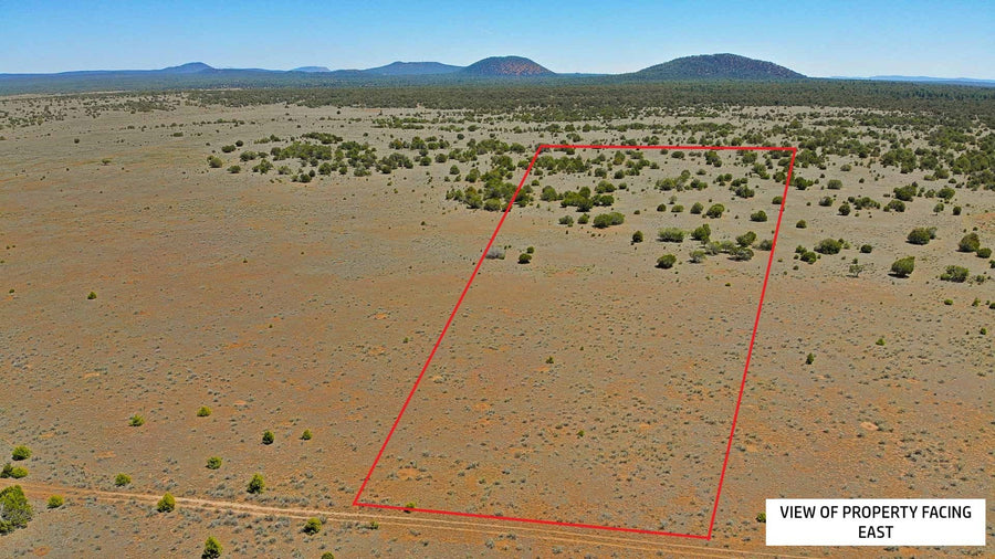 10 Acres | Lot 31 Tierra Verde Ranchettes  | Cibola County | New Mexico | $7,999 | Secure Today...