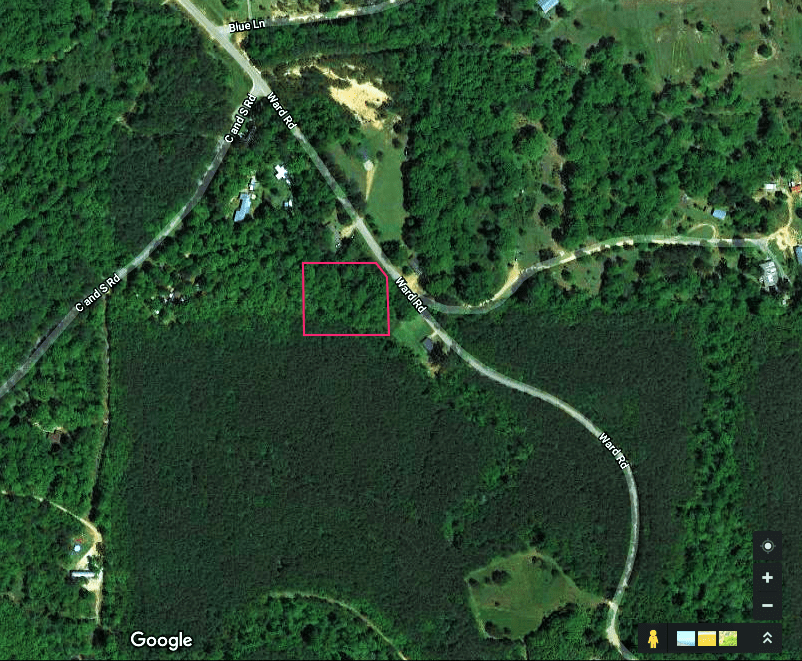 SOLD | 1.2 Acres | Marion County | Mississippi | $2,997 | Secure Today....