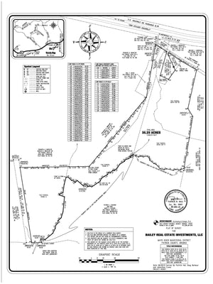18.7 or 16.3 Acres | Patrick County | Virginia | $56,100 | Secure Today...