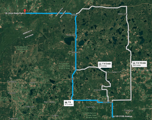 5.00 Acres | Polk County | Wisconsin | $14000 | Secure Today...